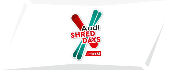 Logo audi shred days